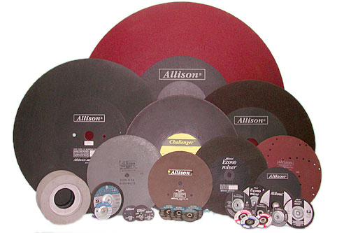 Abrasives & Grinding Wheels-Grand Saw
