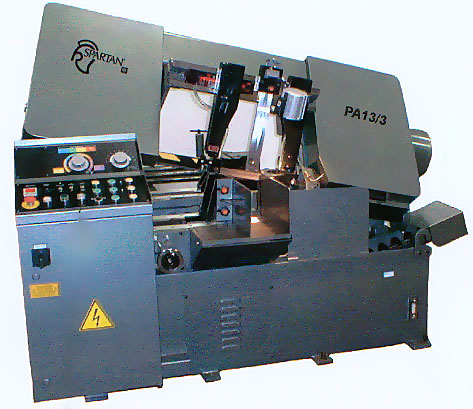 Spartan Automatic Horizontal Bandsaw PA13/3-Grand Saw