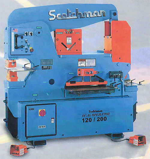 Ironworkers, Presses & Shears-Grand Saw